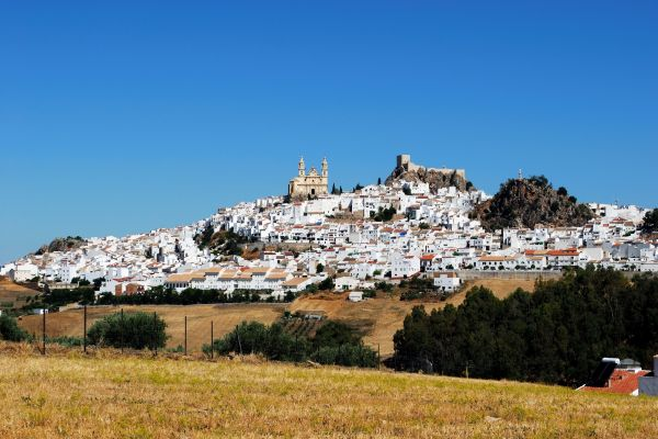 The white villages , The White Villages , Spain