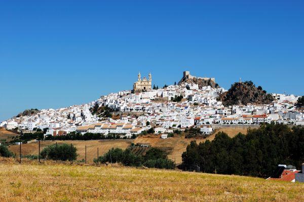 Les villages blancs , Espagne