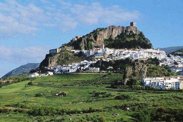 I villaggi bianchi , Spagna