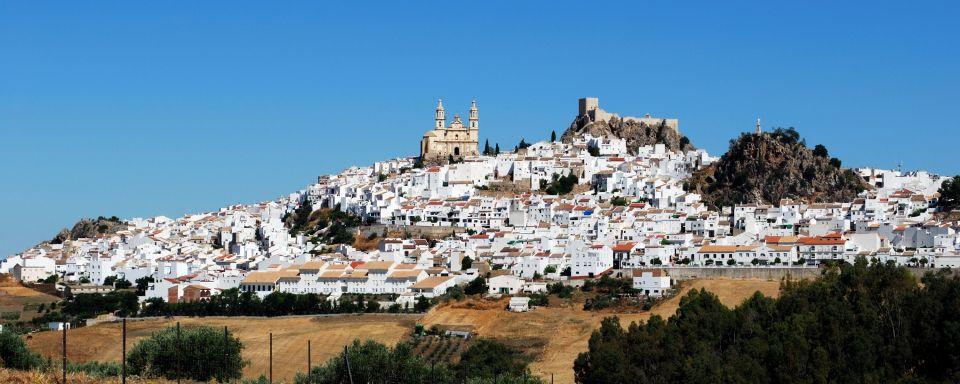 Los pueblos blancos, Andaluc�a
