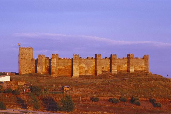 I castelli moreschi , Spagna