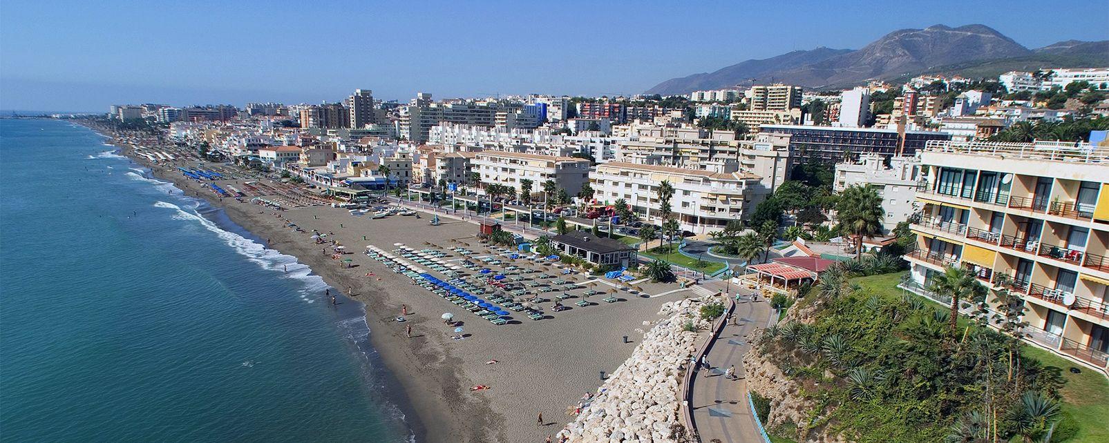 Torremolinos, Costa del Sol - Torremolinos, Le rive, Andalusia