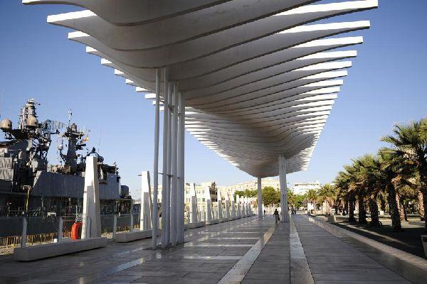 Costa del Sol , Málaga , El litoral malagueño , España