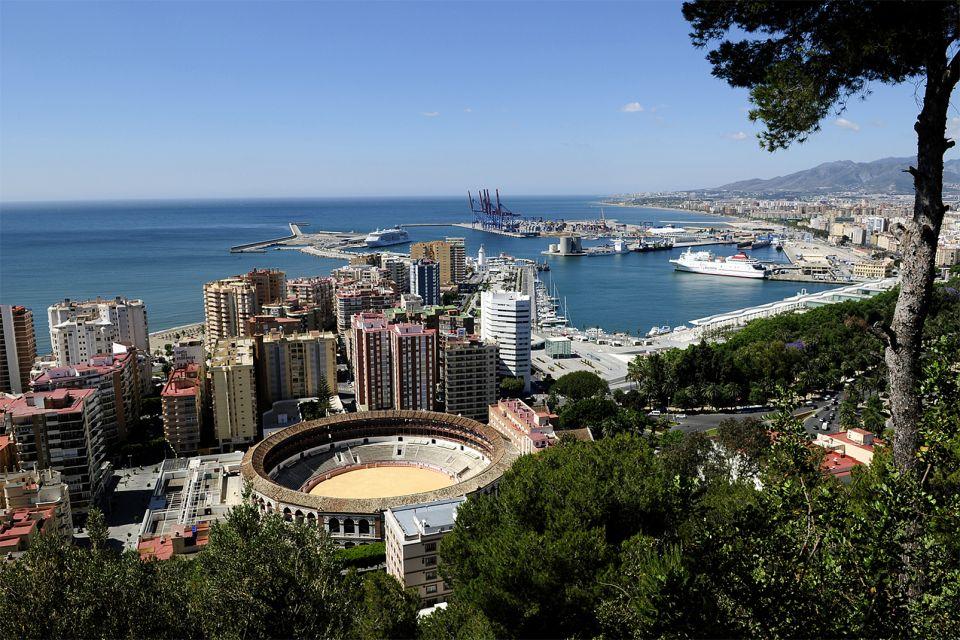 Malaga, Costa del Sol - Malaga, Le rive, Andalusia