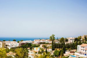 Les côtes, Rincon de la Victoria, espagne, andalousie, malaga