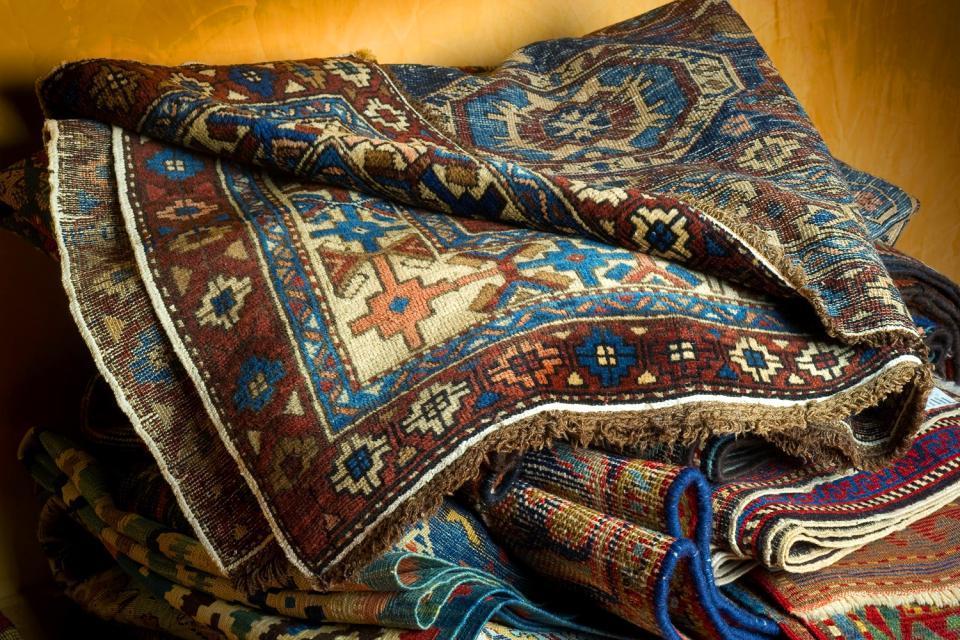 Carpets , Algeria