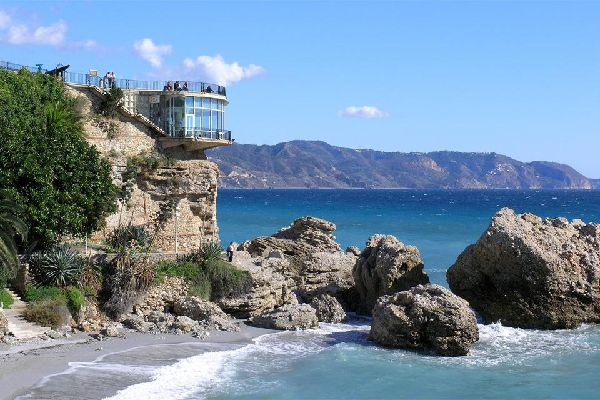 Costa del Sol , Nerja , Espagne