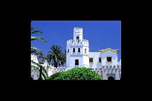 Costa de la Luz von Cadiz und Huelva , Tarifa , Spanien
