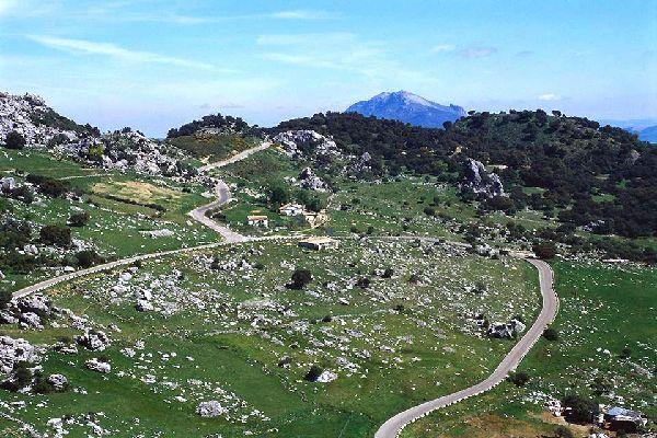 Parco naturale Sierra de Grazalema , Spagna