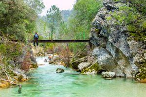 Parc naturel de la Sierra de Cazorla , Espagne