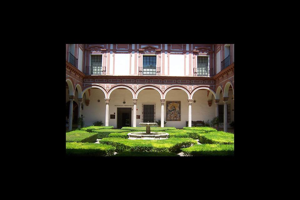 Le musée des Beaux-Arts de Séville , Espagne