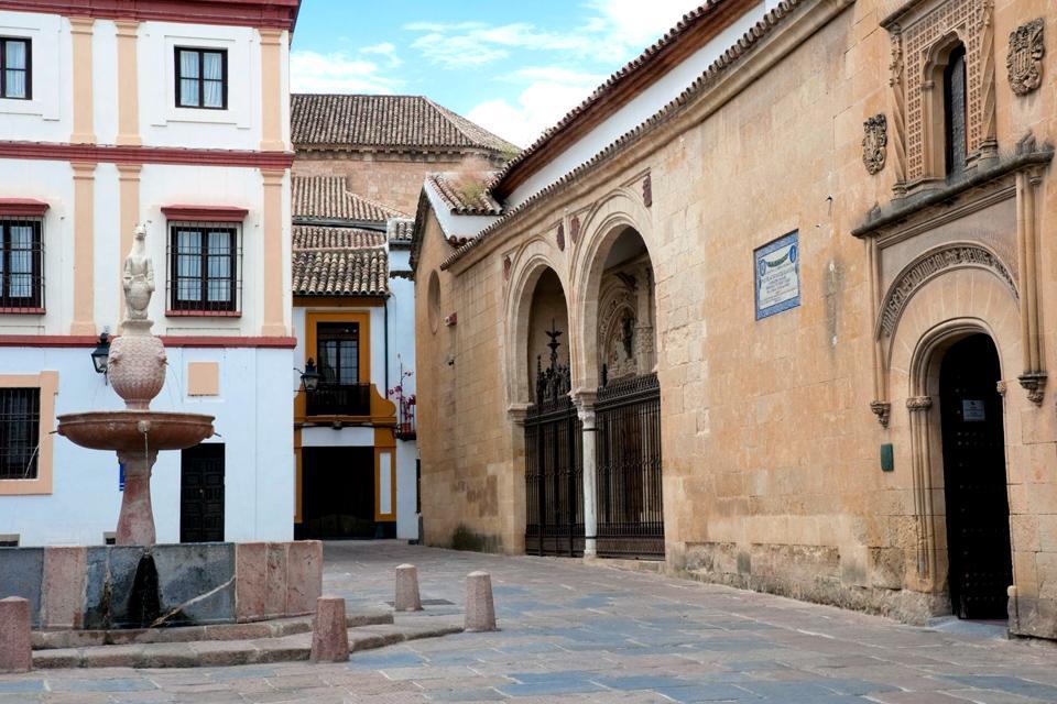 El Museo de Bellas Artes de Córdoba , España