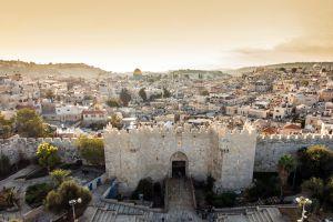 Séjour en Israël : 92€ le vol A/R d'une semaine pour Jérusalem