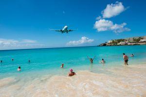 Voyage aux Antilles : 417€ le vol A/R pour une semaine à St Martin