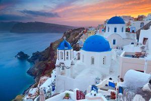 Séjour à Santorin : dès 296€ la semaine en Grèce à la meilleure période, vol A/R et hôtel compris !
