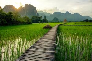 Vacances à Vientiane : dès 549€ le vol A/R pour 10 jours au Laos !