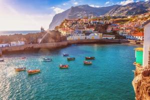 Séjour à Funchal : dès 331€ la semaine à Madère, vol A/R et appartement en front de mer !