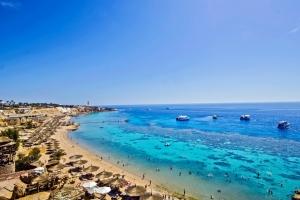Séjour à Charm el-Cheikh : dès 253€ la semaine en Egypte, vol A/R et hôtel avec plage privée inclus !