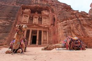 Séjour à Petra : dès 570€ la semaine en Jordanie, vol A/R et hôtel 3 étoiles inclus !