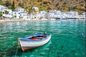 Séjour en Grèce : dès 297€ la semaine en Crète, vol A/R et hôtel en front de mer !