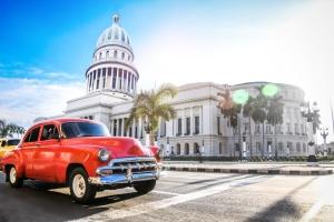 Vacances à Cuba : dès 448€ le vol A/R pour 10 jours à la Havane !