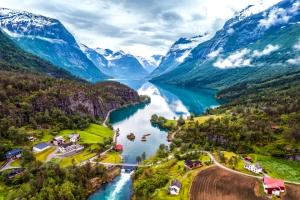Vacances en Norvège : dès 115€ le vol A/R pour une semaine à Bergen !