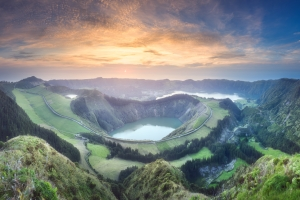 Road trip dans les Açores : dès 167€ la semaine sur l'île Sao Miguel, vol A/R et voiture de location inclus !