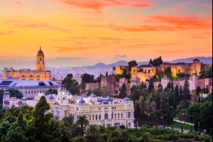 Séjour en Espagne : dès 99€ les 5 jours à Malaga, vol A/R et hôtel de le centre inclus !