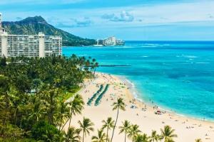 Vacances de luxe à Hawaï : dès 886€ les 7 nuits dans un hôtel 5* à Honolulu !