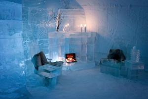 Vacances insolites et luxueuses en Norvège : dès 1473&euros les 7 nuits dans un hôtel de glace !