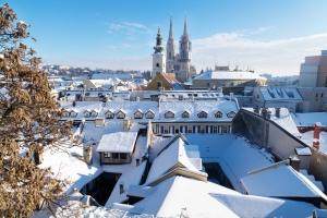 Vacances en Croatie : dès 125€ le vol A/R pour 1 semaine à Zagreb !