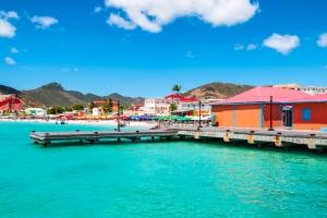 Vacances aux Antilles : dès 350€ le vol A/R vers l'île de Saint-Martin !