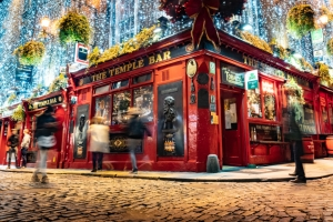 1 semaine à Dublin : dès 31 € le vol A/R pour découvrir la capitale irlandaise !