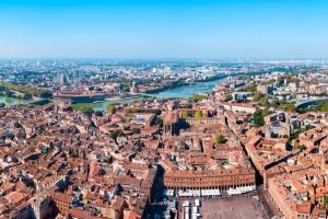 4 jours à Toulouse : dès 50 € le vol A/R pour découvrir la ville rose !