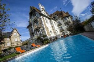 Séjour thalasso à la Toussaint : dès 267€ les 5 jours en Normandie dans un hôtel de luxe avec piscine et spa !