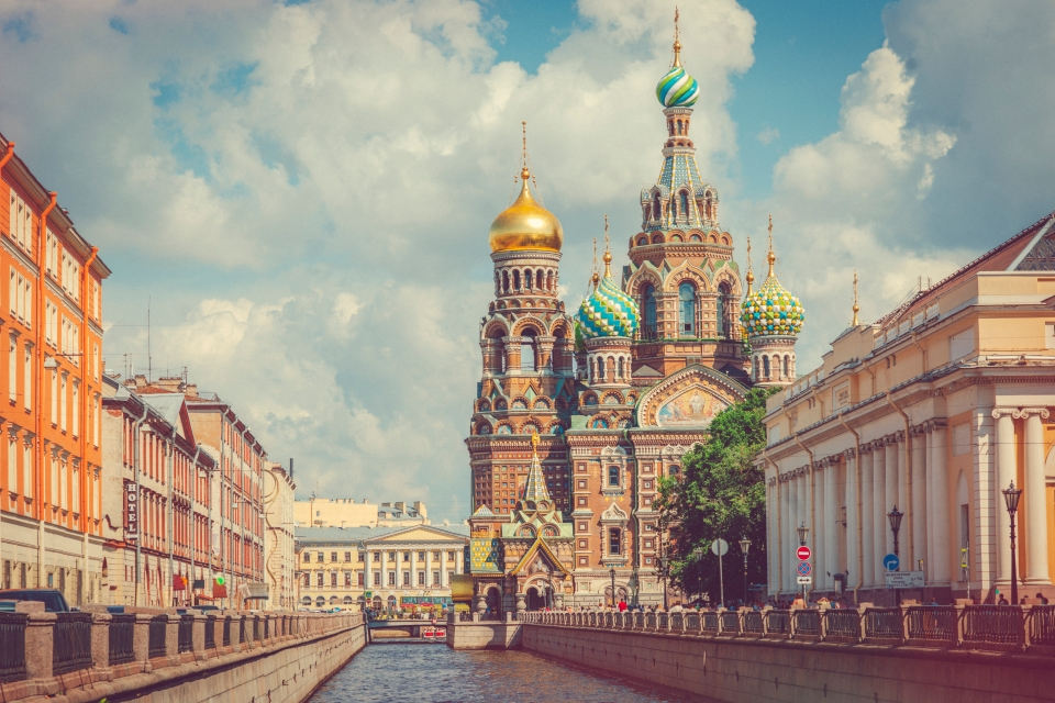 Séjour en Russie : dès 188€ la semaine à Saint-Pétersbourg, vol A/R et hôtel dans le centre inclus !