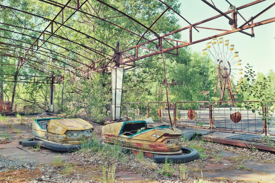 Vacances insolites en Ukraine : dès 134€ le vol A/R pour partir à la découverte de Tchernobyl !