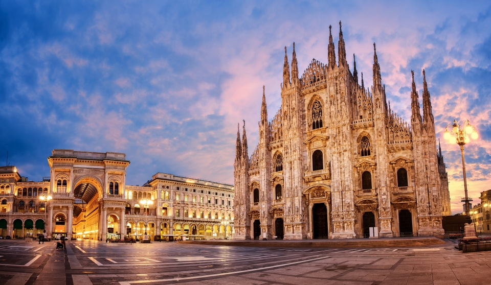 Vacances en Italie : dès 32€ le vol A/R pour 5 jours à Milan !