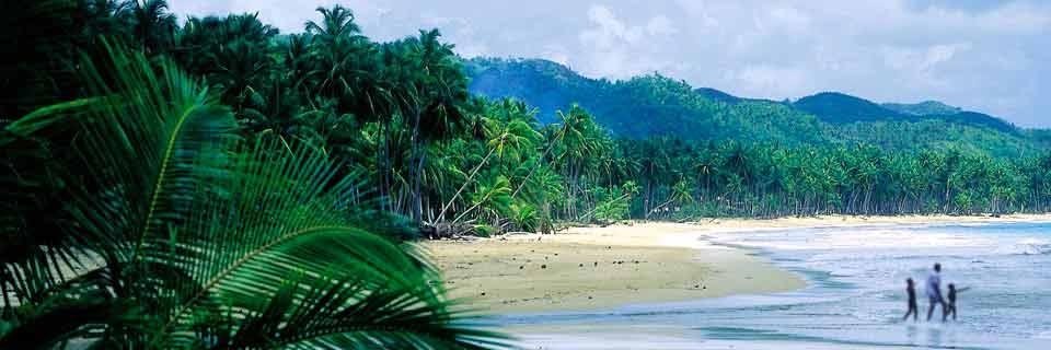 Jamaïque paysage