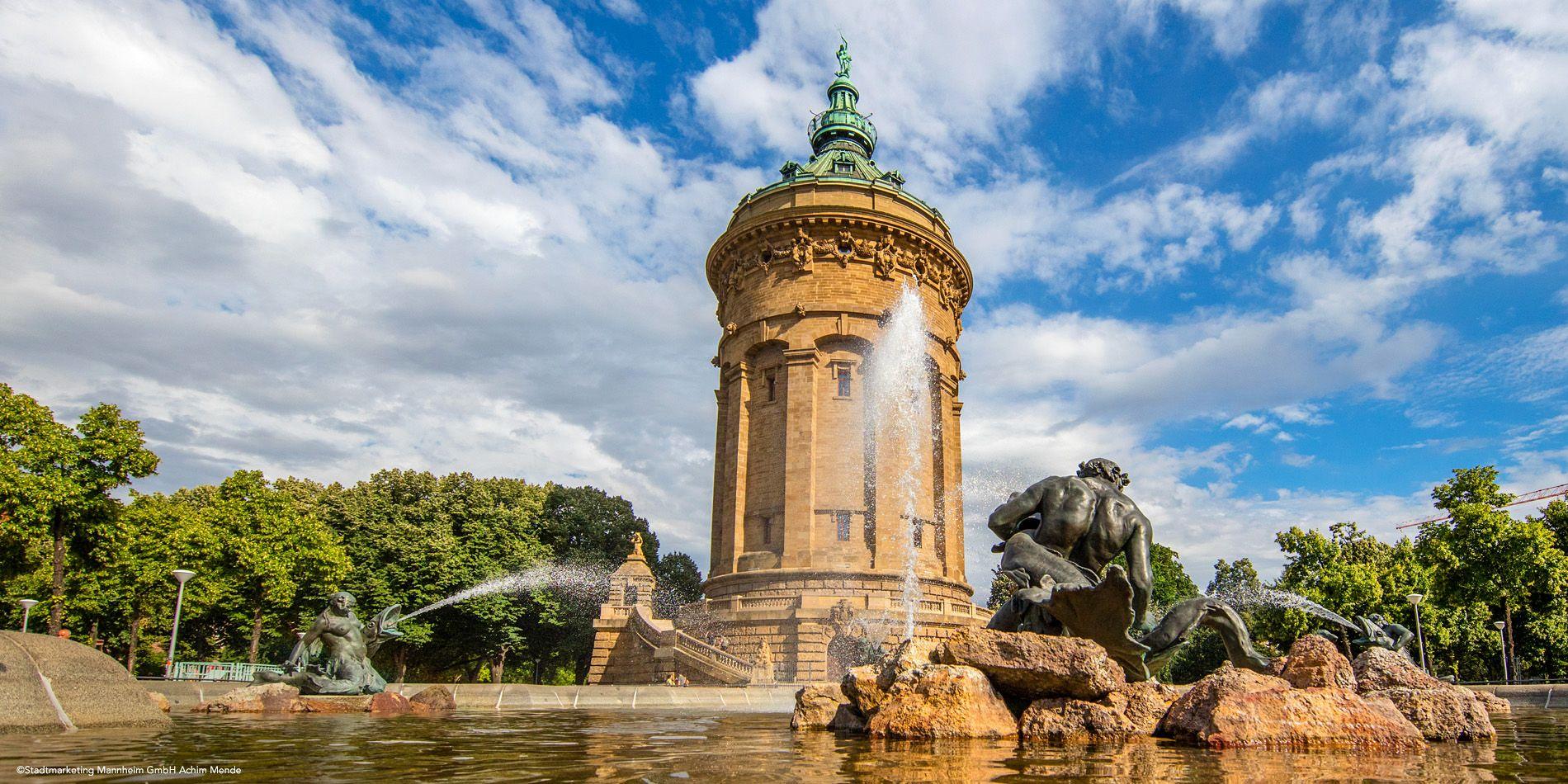 © Stadtmarketing Mannheim GmbH Achim Mende / Allemagne Tourisme