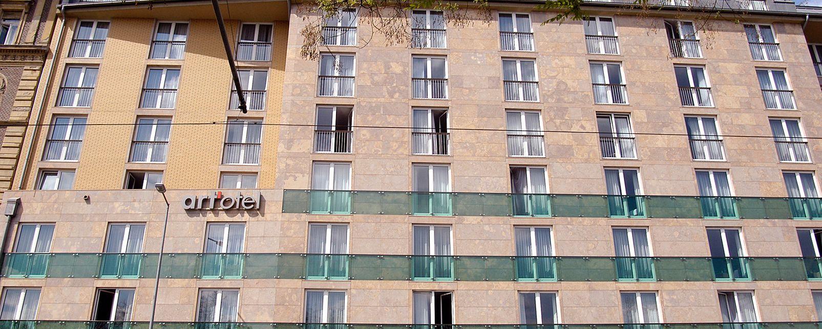Hôtel Art'otel Budapest