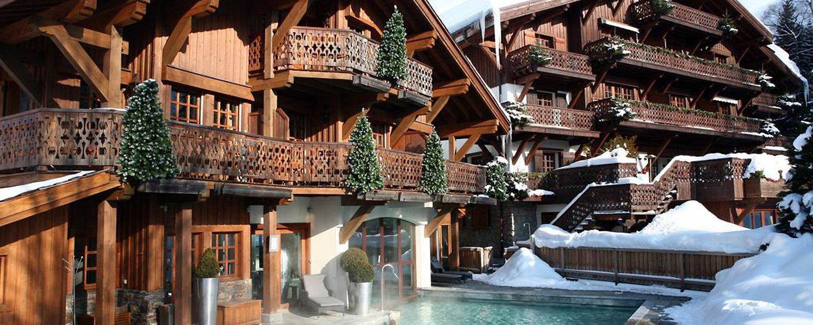 hotel chalet du mont darbois megeve