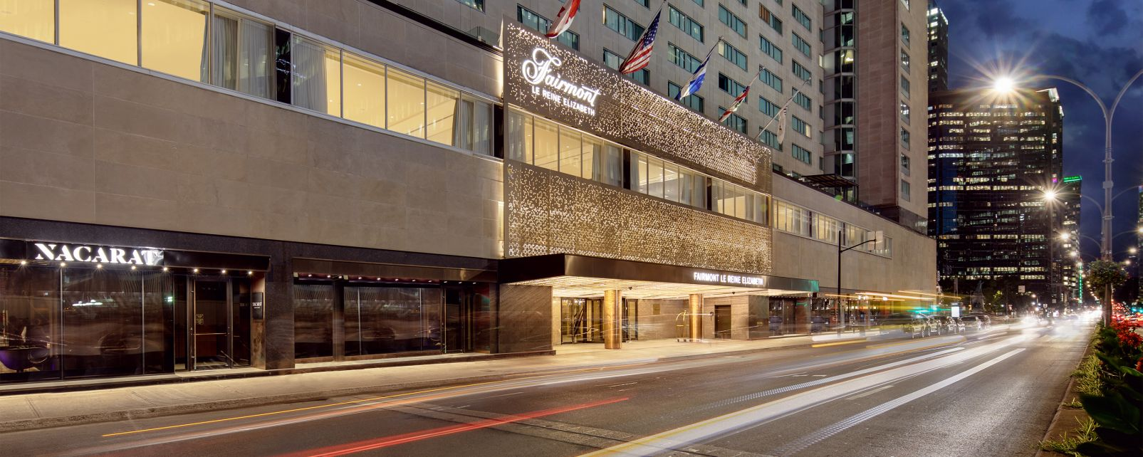 Hotel Fairmont Queen Elizabeth Hotel Montreal