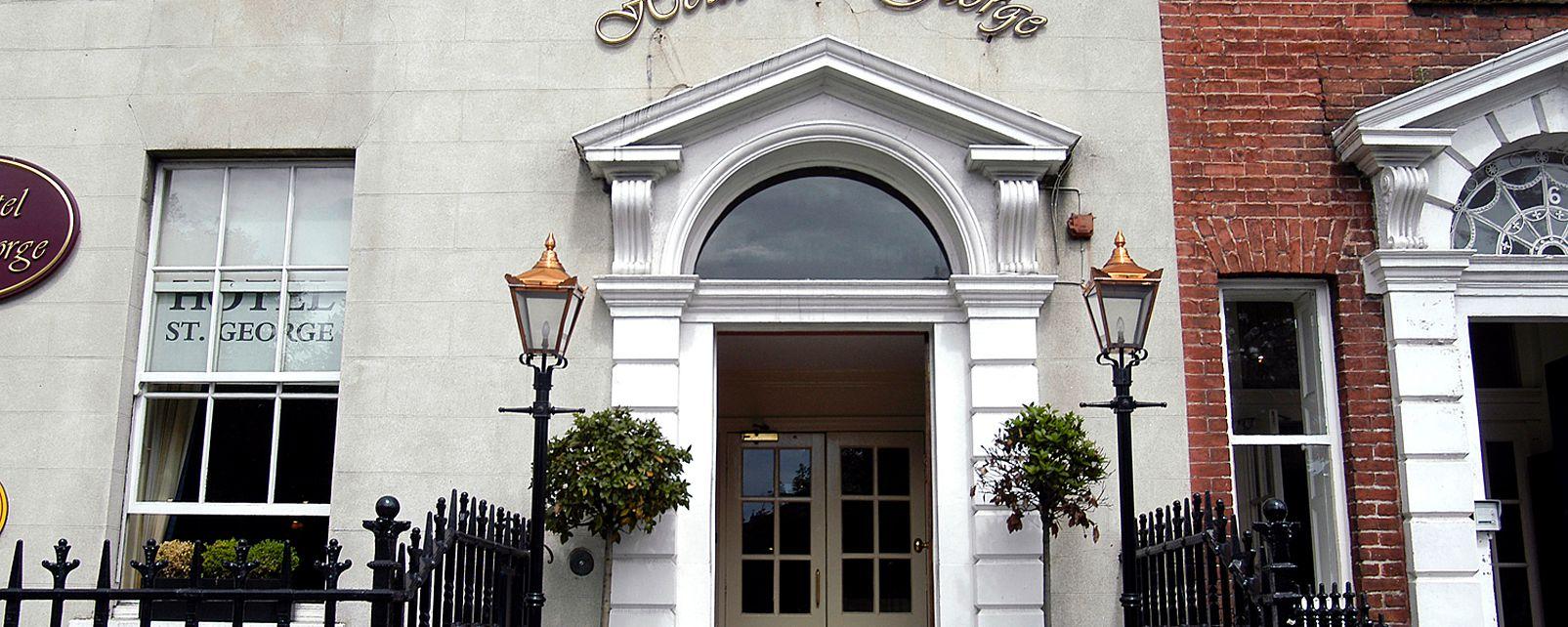 Hotel St George Dublin Website