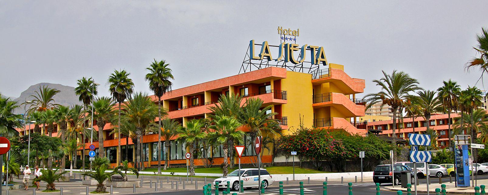 La Siesta Hotel Teneriffa