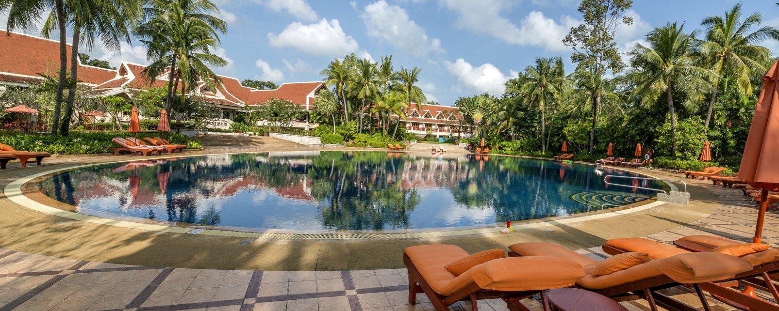 Hotel Santiburi