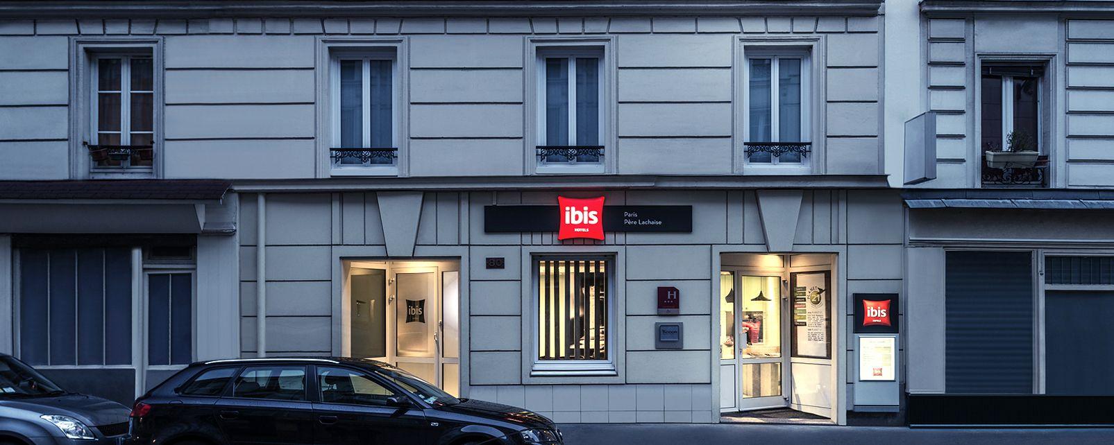 Hotel Rue Regnault Paris
