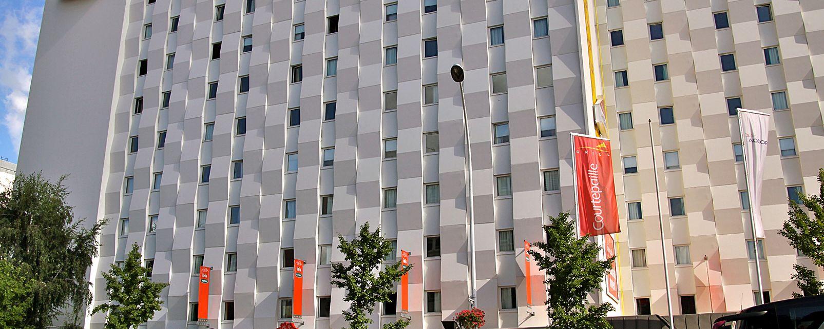 Hotel ibis paris porte d 39 orl ans montrouge for Hotel porte orleans