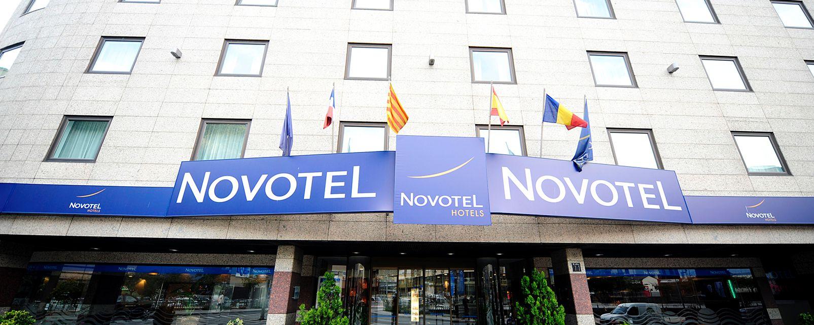 Hôtel Novotel Andorra