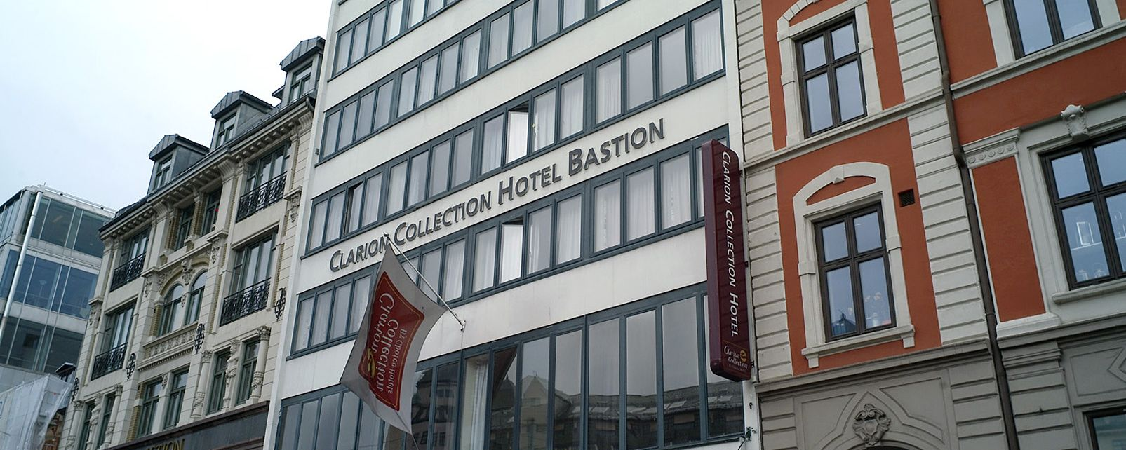 Hôtel Clarion Collection Bastion